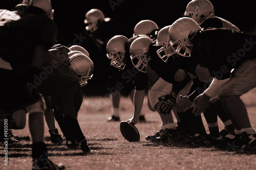 Fototapete american football
