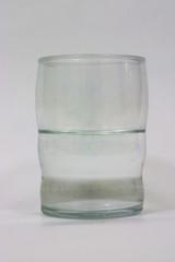 glass half full side