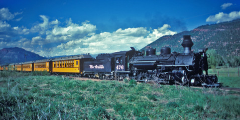railroad past