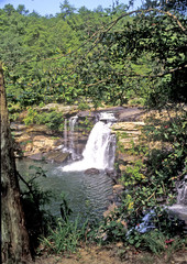 waterfall, alabama, 2