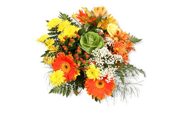 bouquet de fleurs 02 ombre