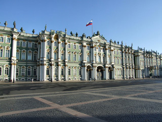 hermitage museum in saint petersburg