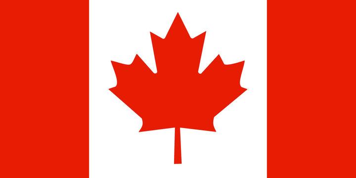 canada flag kanada fahne