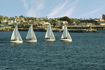 four sail