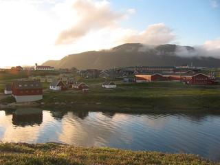 Photo sur Aluminium Pôle greenland - narsaq -