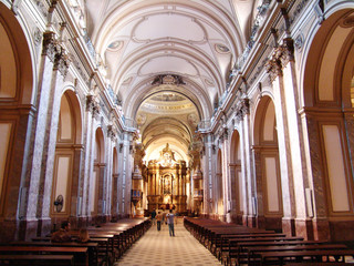 cathedral inside