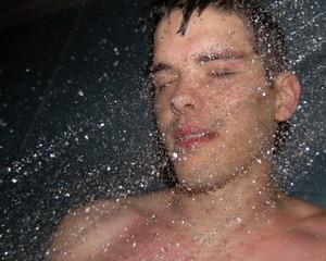 dark shower