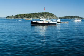 boats in bar harbor maine