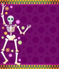 fiesta skeleton