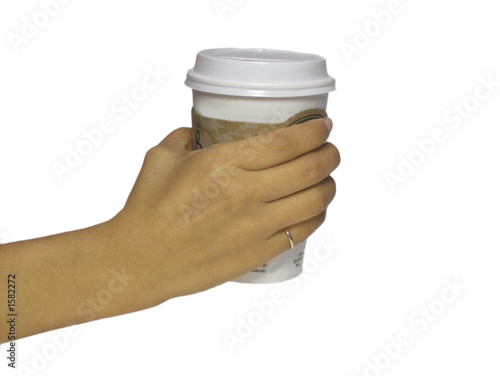 hand holding a cup of coffee stock photo and royalty free images on