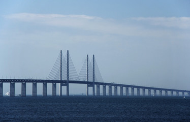 oresund bridge sweden denmark