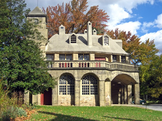 moravian mansion 2