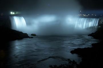 niagara falls - horseshoe falls (canadian falls) b