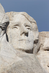 thomas jefferson - mount rushmore national memoria