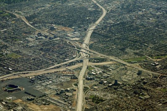 higway interchange