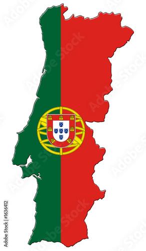 Drapeau Du Portugal à Imprimer Lin Liomptable