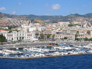 messina, sicily, marina