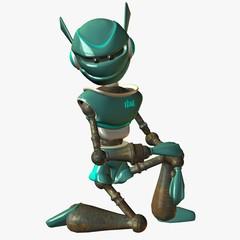 comik roboter