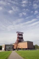 ancient coal mine consol