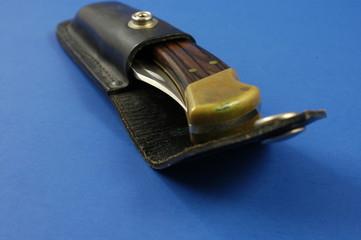 knife in sheath