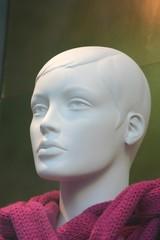 tete de mannequin feminin
