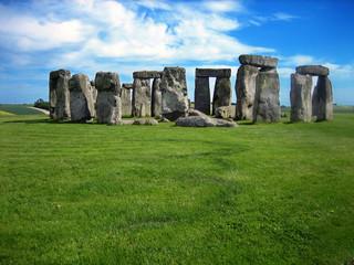 mystische steine - stonehenge