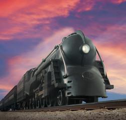 streamliner train