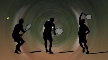 bewegungsablauf tennis
