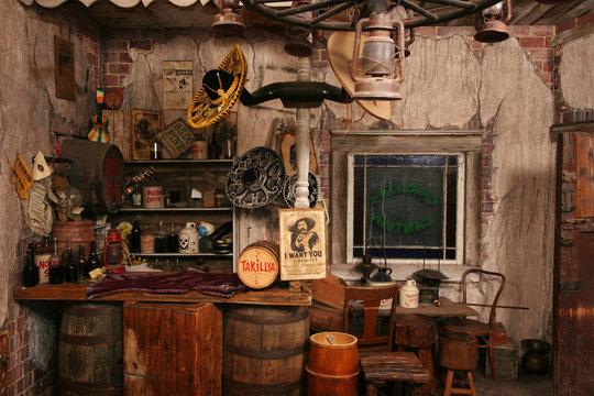 wild west interior