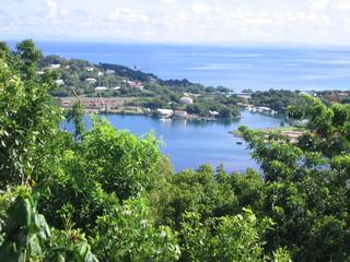 saint lucia view