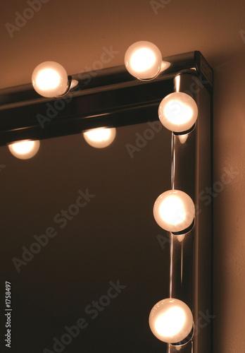 miroir de star 3 photo libre de droits sur la banque d. Black Bedroom Furniture Sets. Home Design Ideas