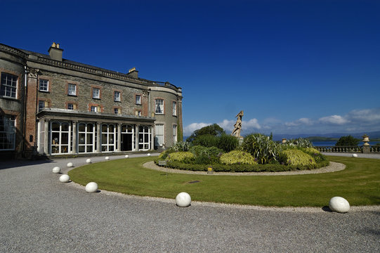 bantry house garden ireland