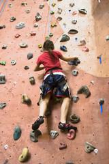 rock climbing series a 5