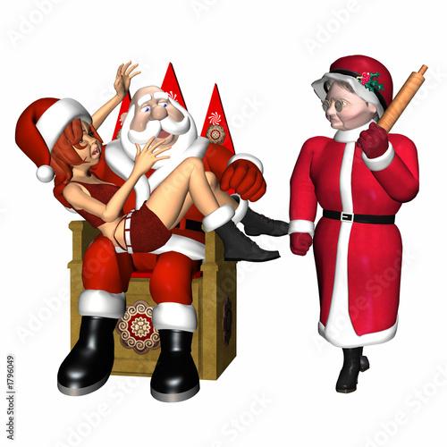 santa's little helper gets to fuck a big dicked elf  297565