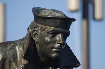 sailor bust