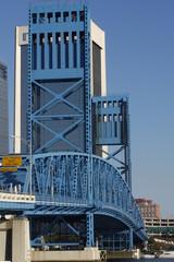 bridge and building