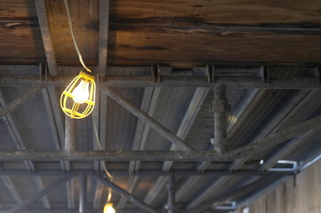 construction temporary light