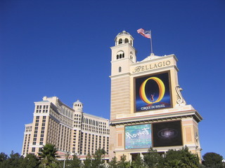 Photo sur Aluminium Las Vegas bellagio