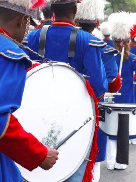 scotland military band