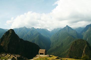 machu-picchu view