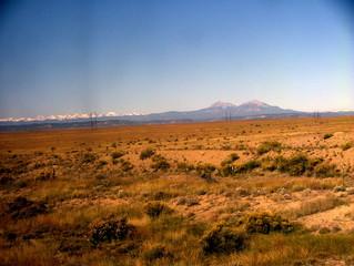 train ride through colorado
