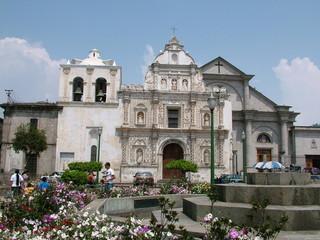 église de quetzaltenango
