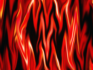virtuelle flammen