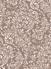 seamless antique wallpaper pattern