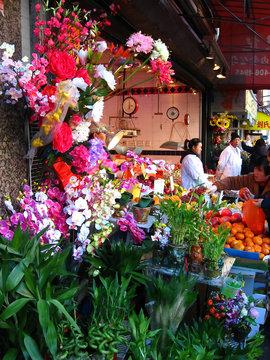 new york chinatown, usa