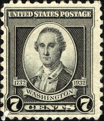 washington seven cent