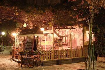 petite restaurant à montmartre