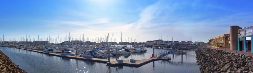 sailing panoramic