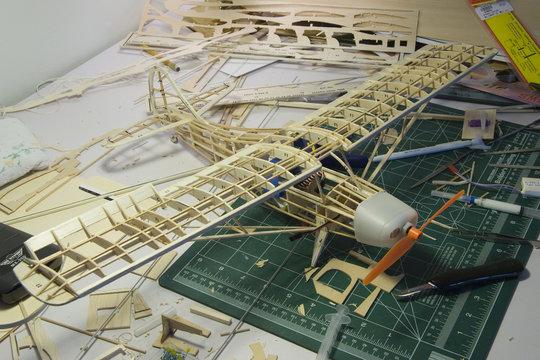 r/c plane construction