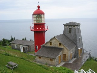 lighthouse of gaspe